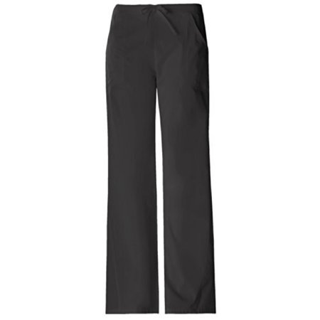 Cherokee Womens Daisy - Cherokee Womens Pro-Flexibles Drawstring Pant, Black, XXXXX-Large