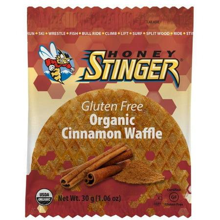 Honey Stinger, Organic Cinnamon Waffle, 1.6 Oz, 16