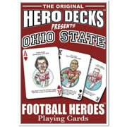 1 X Hero Decks - Ohio State - Playing Cards