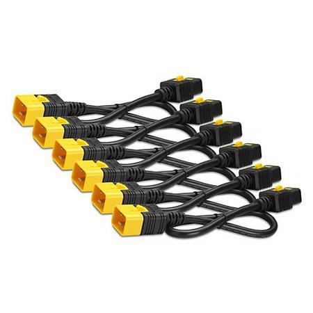 APC AP8712S APC - Power cable kit - IEC 320 EN 60320 C19 - IEC 320 EN
