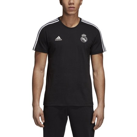 Adidas World Cup Soccer Shoes - adidas Men's World Cup Soccer Real Madrid 3 Stripes Tee | CW8697
