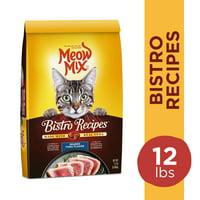 Meow Mix Bistro Recipes Seared Tuna Flavor Dry Cat Food