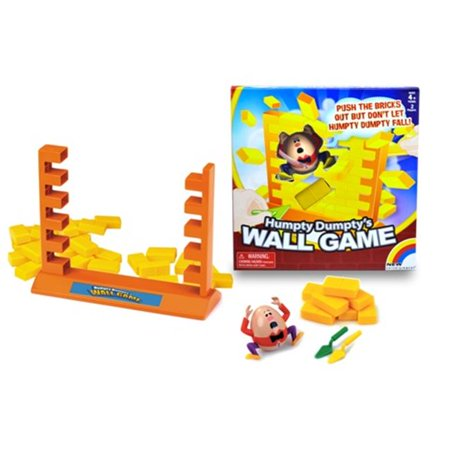 Humpty Dumpty's Wall Game - Space Themed Group Games
