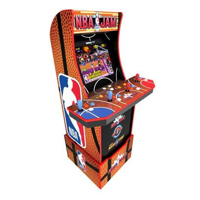 Arcade1Up NBA Jam Arcade Machine with Wi-Fi