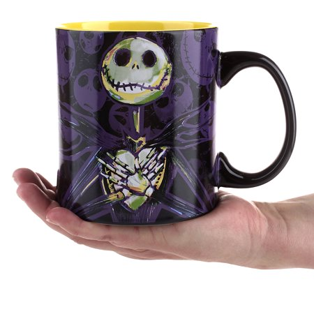 Nightmare Before Christmas Coffee Mug.Nightmare Before Christmas Licensed 20 Oz Ceramic Mug