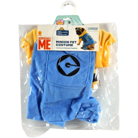 Rubie's Minion Pet Costume-Extra Large - Infant Minion Costume Despicable Me