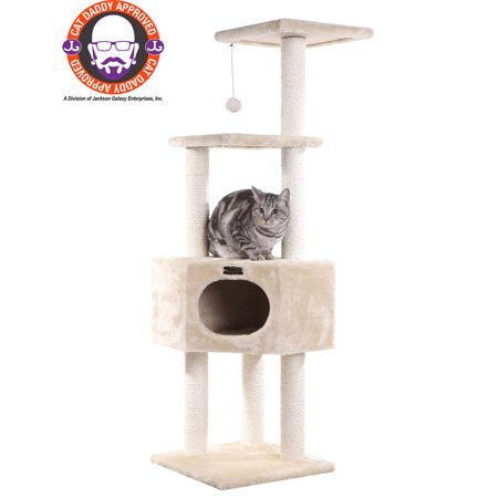 Armarkat Classic Cat Tree Model A5201, 52 inch