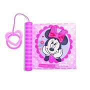 Kids Preferred Disney Baby Minnie Mouse Soft Book with Spine