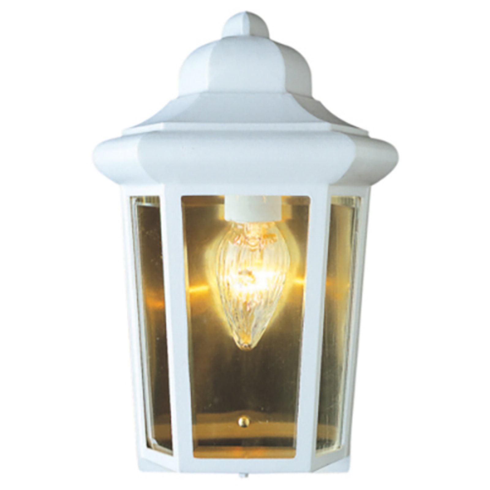 Trans Globe Lighting Rendell 4483 WH Outdoor Pocket Lantern