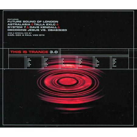 This Is Trance 3.0 (CD) - Dj Trance Halloween