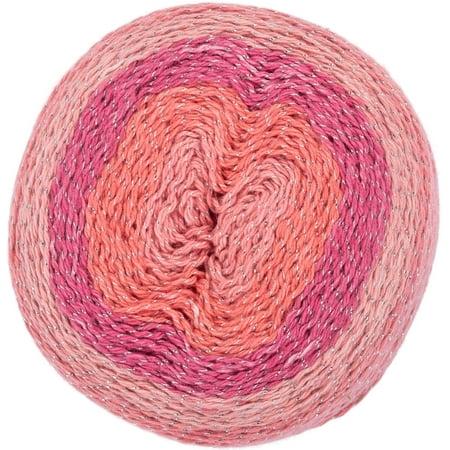 Red Heart Croquette Yarn-Spice Market ()