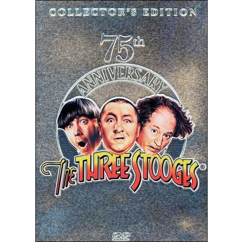 The Three Stooges 75th Anniversary Collection (Collector's Edition) (Full Frame)