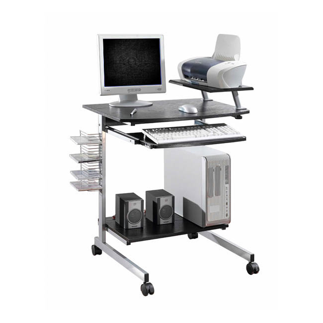 Ergonomic Multifunction Mobile Compact Computer Desk