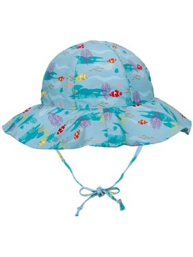 UPF 50 Sun Protection Wide Brim Baby Sun Hat