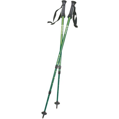 Outdoor Products Apex Trekking / Walking / Hiking Pole Set (Palos De Trekking)