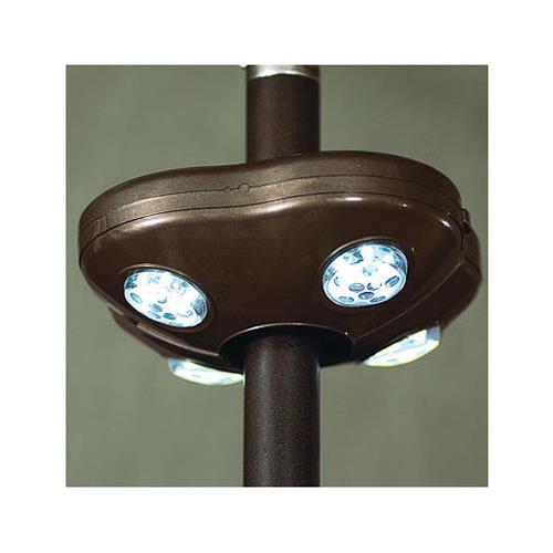 Rite Lite Outdoor Bronze LED Umbrella Light LPL1040BX - New
