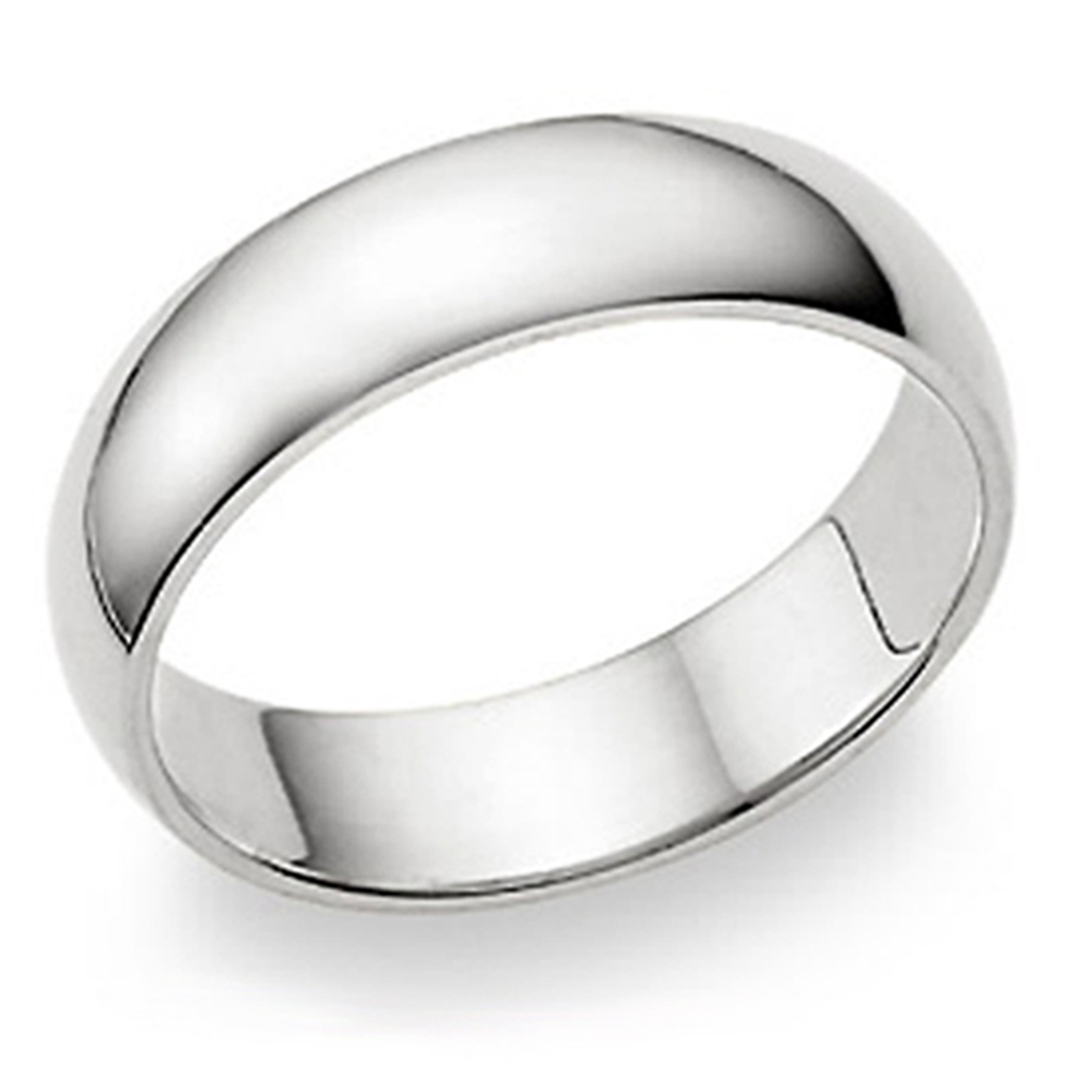 mens sterling silver wedding bands - Mens Wedding Rings Black