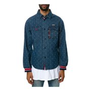 Born Fly Mens The Challenging Button Up Shirt