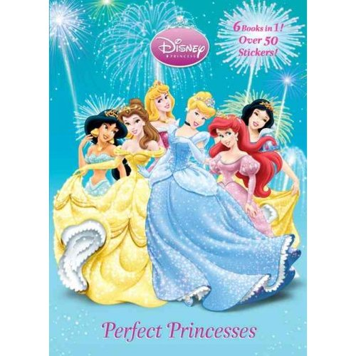 Perfect Princesses Coloring Book