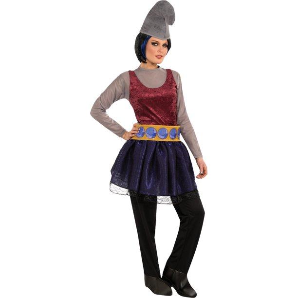 Adults Womens The Smurfs 2 Cute Vexy Costume Standard 12 Walmart Com Walmart Com