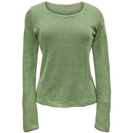 Hemp Sage Juniors Long Sleeve T-Shirt