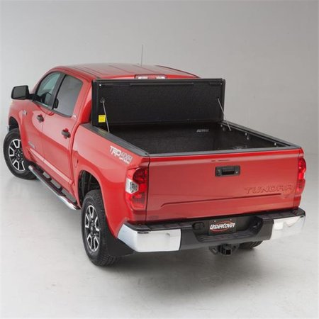 5.5 ft. Short Bed Crew Cab without Titan Box Flex Lid Cover for 2016-2017 Titan