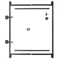 Adjust-A-Gate Original Series 2 Rail Adjustable Gate Frame Kit