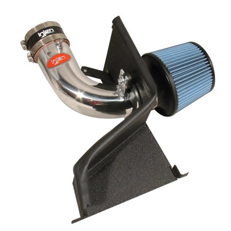 Injen VW 10-11 Golf/12-14 Beetle 2.0L Turbo Diesel Polished Tuned Air Intake w/ MR Tech&Super Filter Chevy Diesel Air Filter