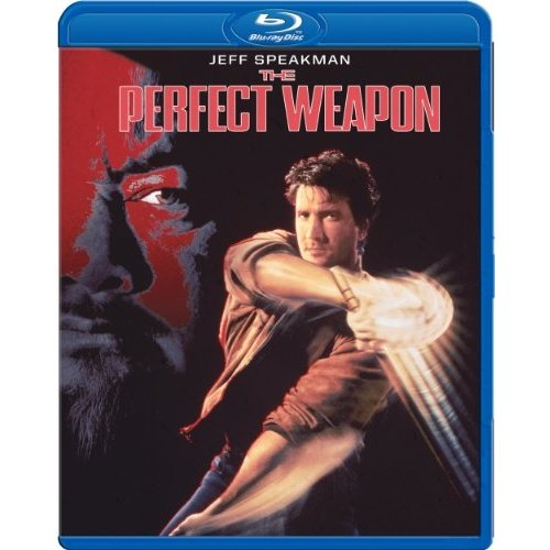 The Perfect Weapon (Blu-ray)
