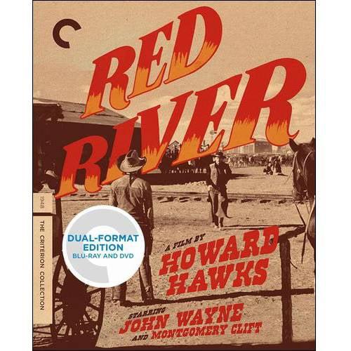Red River (1948) (Blu-ray + DVD) (Full Frame)