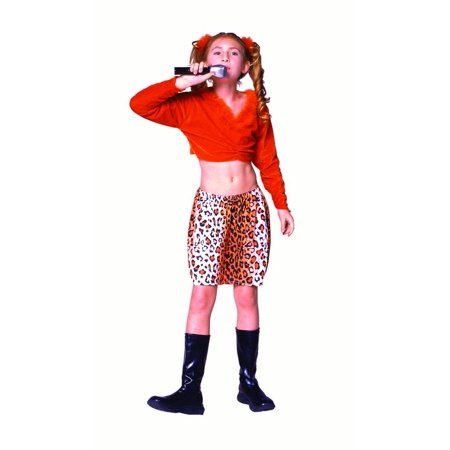 Rock Girl Costume (Girl Rock Star Costume)