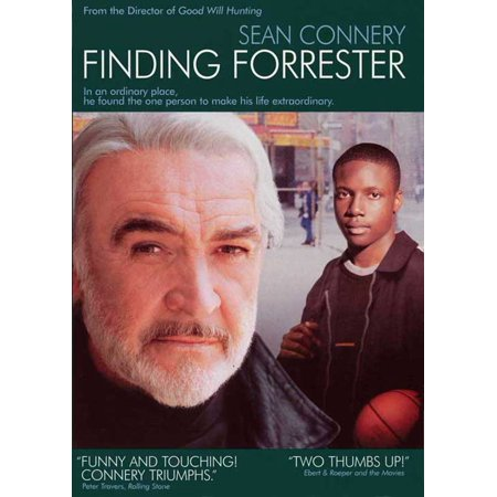Finding Forrester - movie POSTER (Style B) (11  x 17 ) (2000) Finding Forrester Style B (2000) Single Sided, Decorative Wall Poster Print. The paper size is approximately 11 x 17 Inches - 28cm x 44cm . The condition of this item is brand new - mint condition. No pinholes or tape and has never been hung or displayed. Paper size may not be exact so we recommend waiting until you receive the poster to purchase a frame. This quality reproduction makes a great gift and is perfect for framing.CAST: Anna Paquin, Sean Connery, Robert Brown, F. Murray Abraham, Busta Rhymes, April Grace, Michael Nouri, Zane R. (Lil' Zane) Copeland Jr.; DIRECTED BY: Gus Van Sant; WRITTEN BY: Mike Rich; CINEMATOGRAPHY BY: Harris Savides; MUSIC BY: Hal Willner.