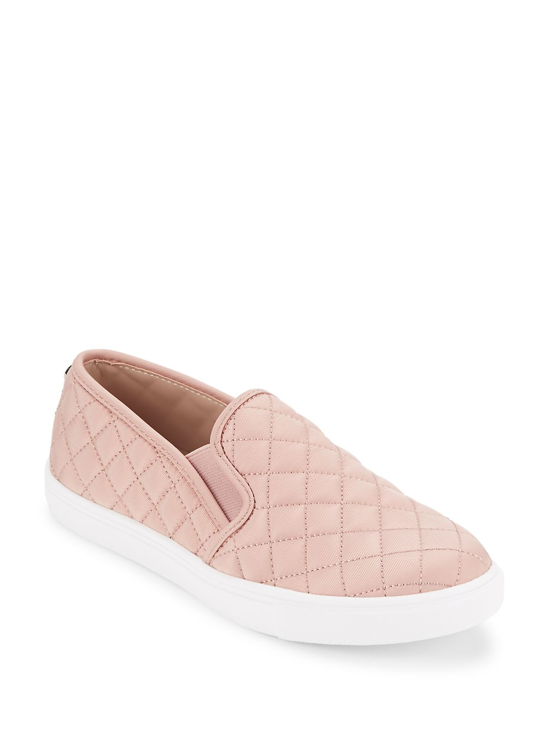 Ecntrcqt Quilted Slip-On Sneakers