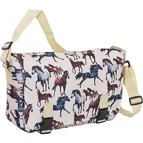 Wildkin Jumpstart Messenger Bag - Horse Dreams