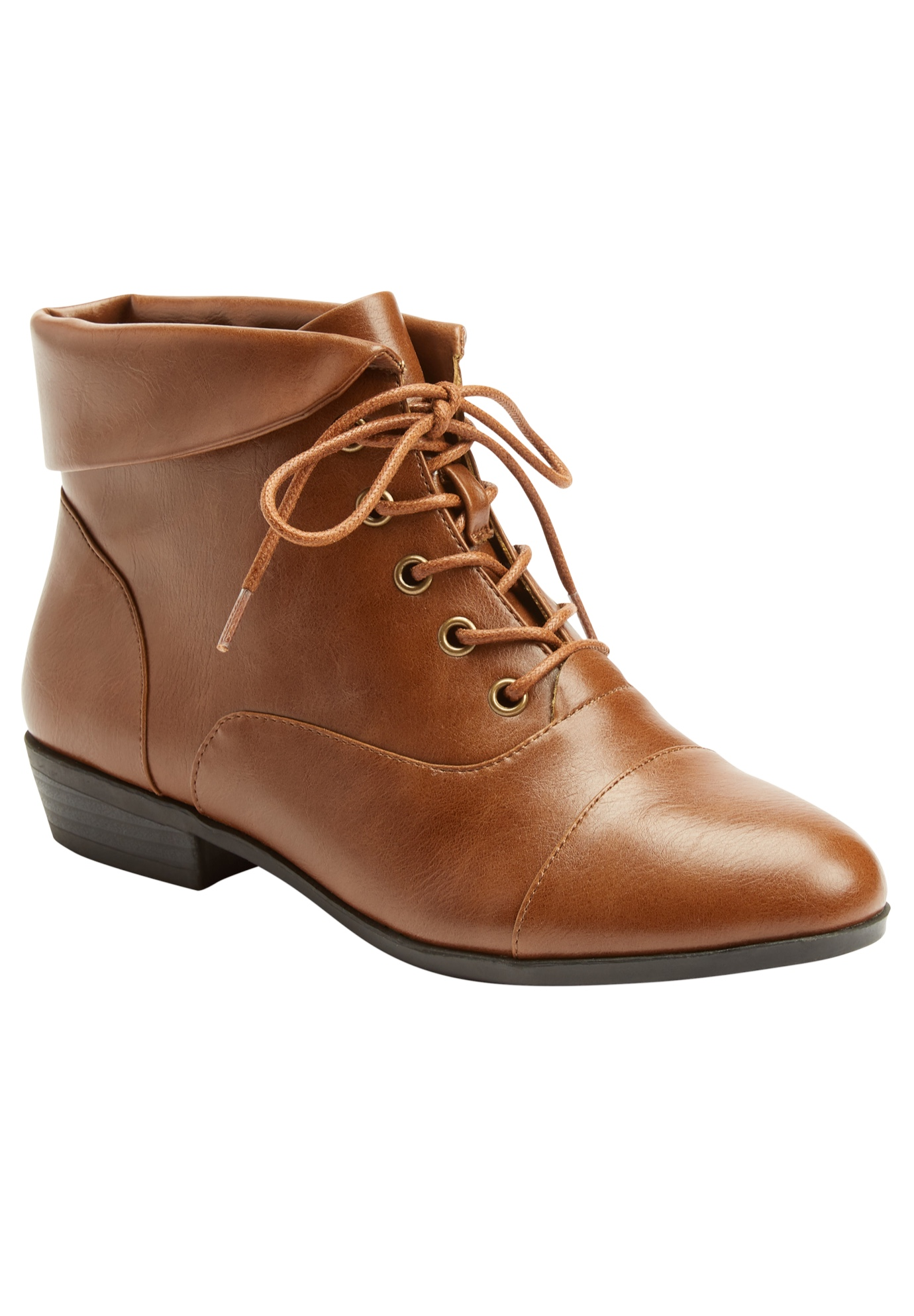 Darcy Bootie Lace Up Ankle Boot
