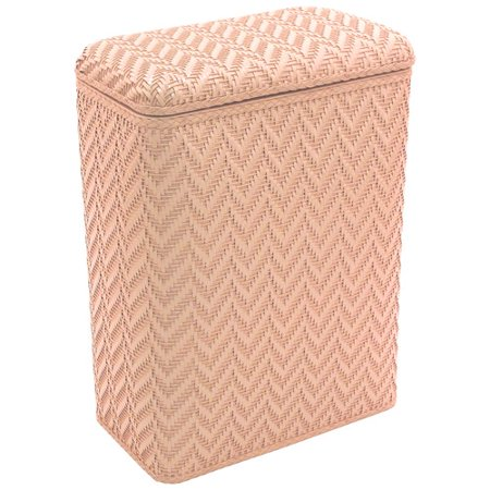 Redmon Elegante Decorator Wicker Hamper Walmart Com