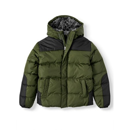 Wonder Nation Bubble Jacket (Little Boys, Big Boys, & Husky)