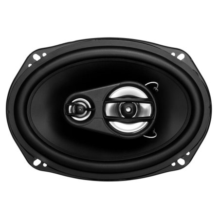 Soundstorm laboratories 6 x 9 inches 3 way 300 watt stereo speakers ex369 (Best Small Stereo Speakers)