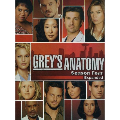 Grey's Anatomy: Season Four - Expanded (Widescreen)