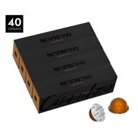 Nespresso Vertuo Coffee Capsules, Caramelizio - 40 Count