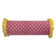 """Rizzy Home T06660 Rachel Kate 7"""" x 21"""" Pillow with Hidden Zipper and Polyester F"""