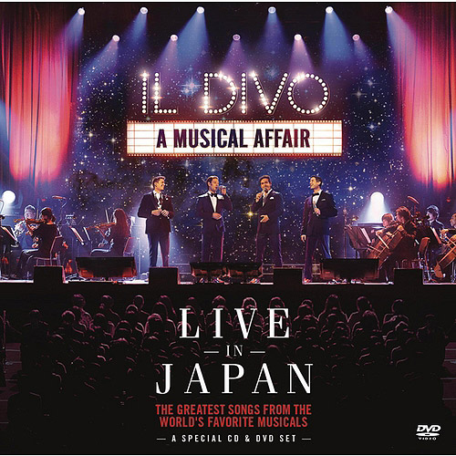 A Musical Affair: Live in Japan (CD/DVD)