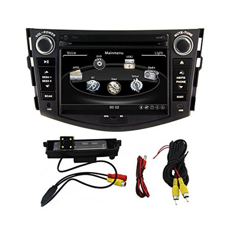 Zestech 7 inch for Toyota RAV4 2009 2010 2011 2012 In Dash HD Touch Screen Car DVD Player GPS Navigation... by