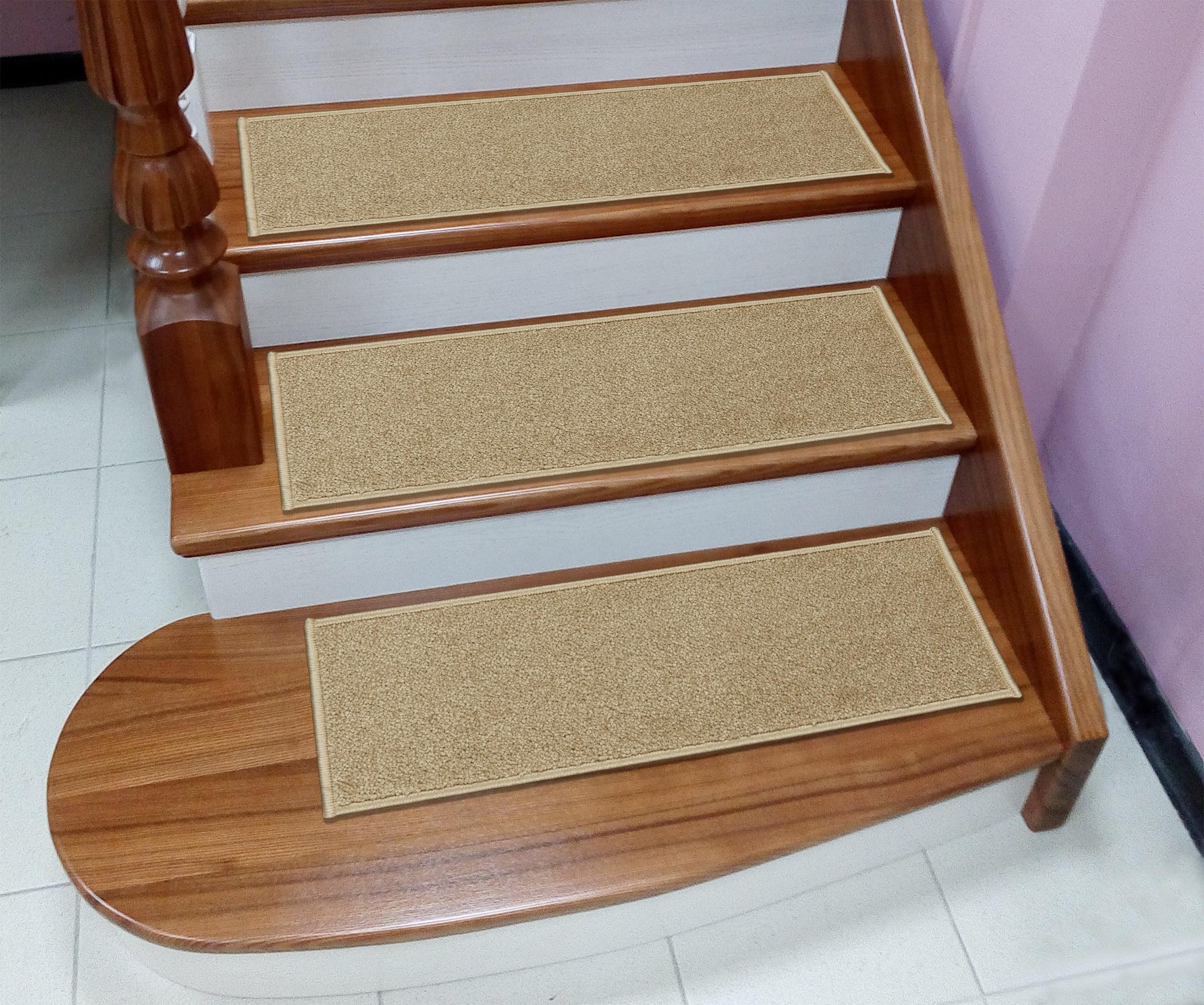 Soft Non Slip Carpet Stair Treads