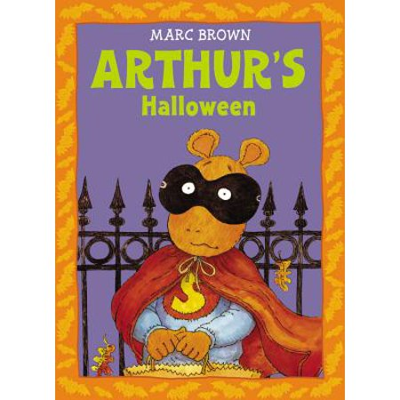 Arthur's Halloween: An Arthur Adventure (Paperback)](Adventure Time Halloween Special Episode)