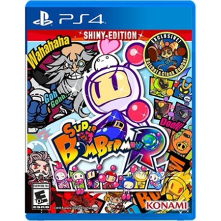 Super Bomberman R: Shiny Edition - PlayStation 4