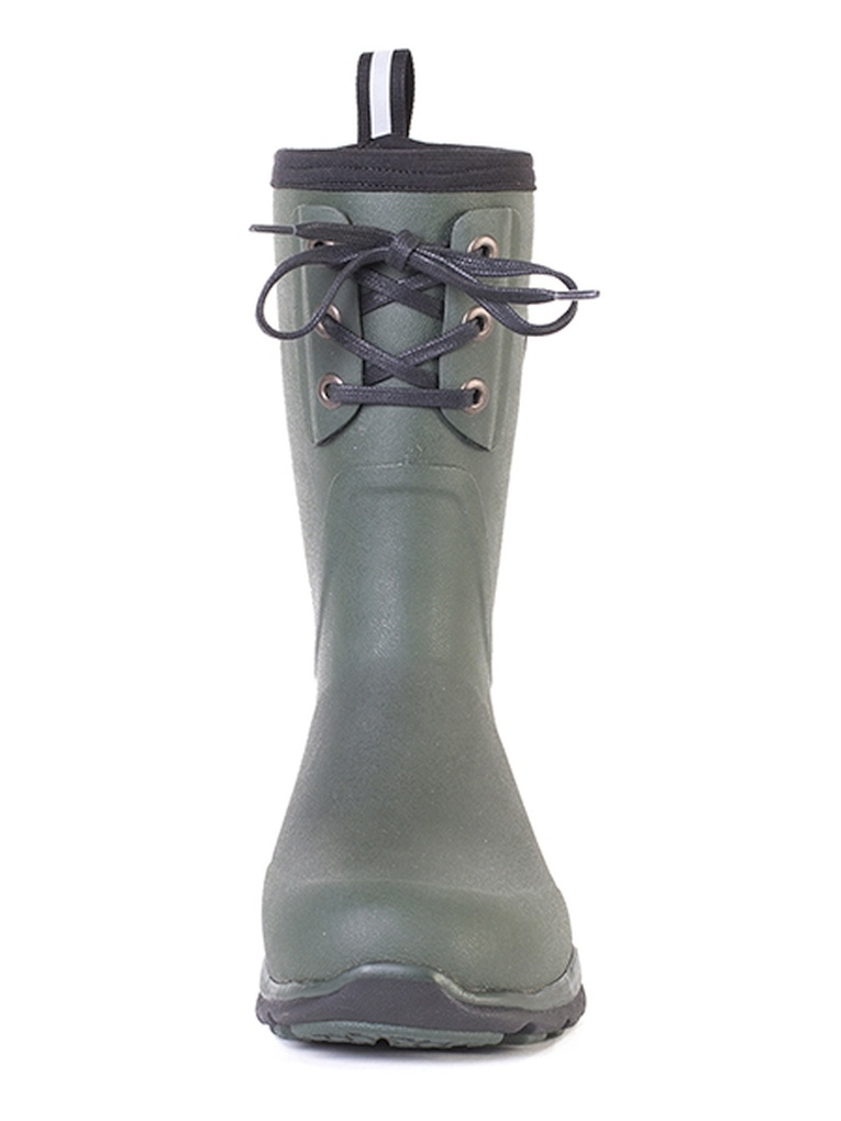 Muck Boots Arctic Excursion Mid Lace-Up Green Men's Boots AELM-300