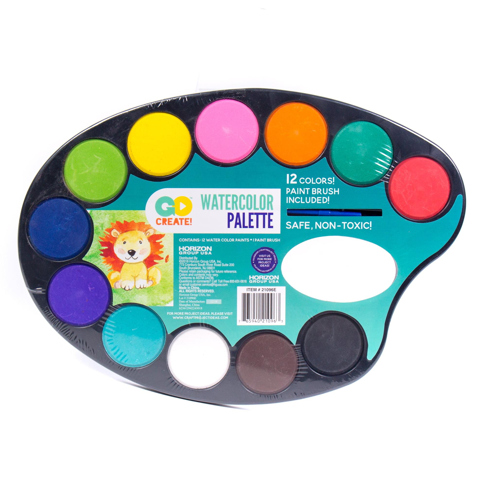 Joblot 120 Micro Paints Kids Party Art
