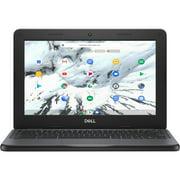 "Dell 11 3100 11.6"" 2 in 1 Chromebook - Celeron N4000 - 4GB RAM - 64GB Flash Memory - Intel UHD Graphics 600 - Black"