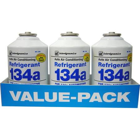 Shell Rotella T4 >> R134A Refrigerant, 3 Pack - Walmart.com